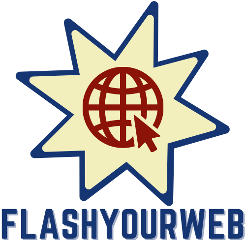 Flashyourweb
